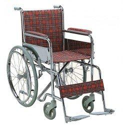 كرسي متحرك ألومنيوم عجل صغير 871