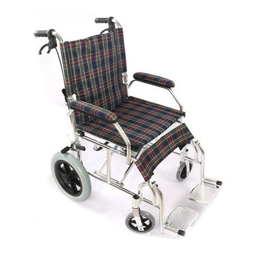 كرسي متحرك ألومنيوم عجل صغير 863