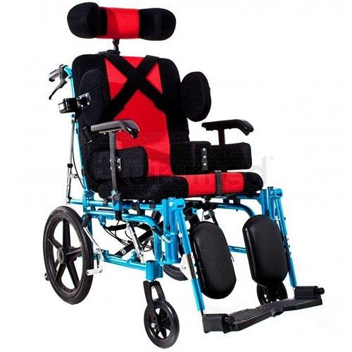 كرسي اطفال للاعاقة كاملة 958