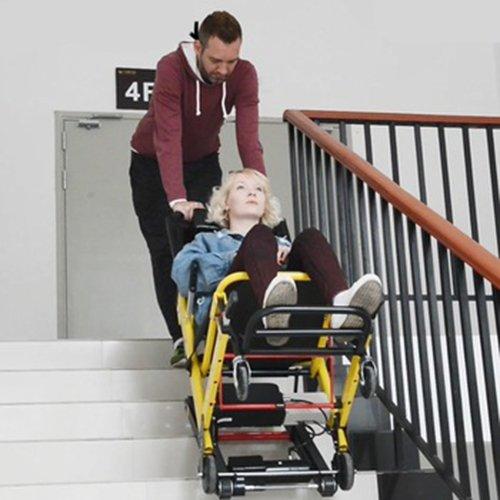كرسي صعود الدرج الكهربائي