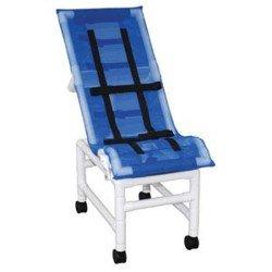 كرسي استحمام شبك مقاوم للماء مع عجل