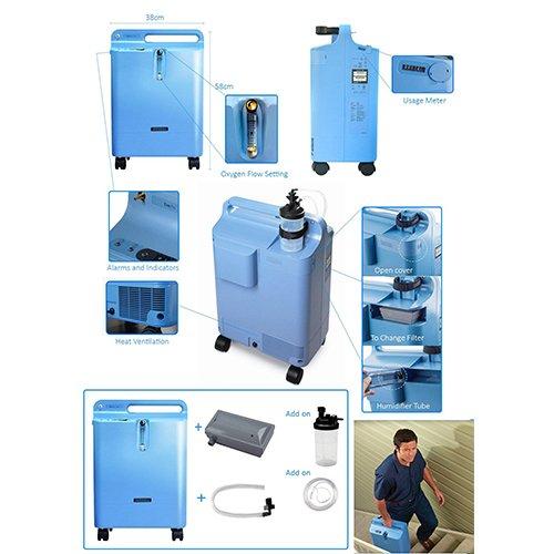 جهاز توليد اكسجين 5 لتر فيليبس