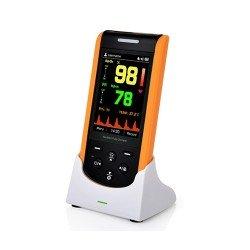 جهاز قياس نسبه الاكسجين محمول باليد اطفال مع شاحن SP-20