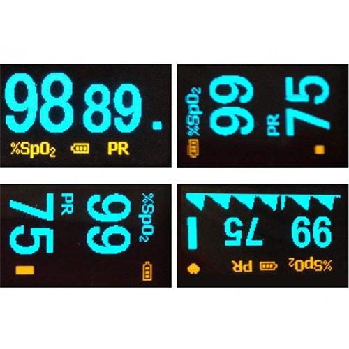جهاز قياس نسبة الاكسجين في الدم PC-60B1