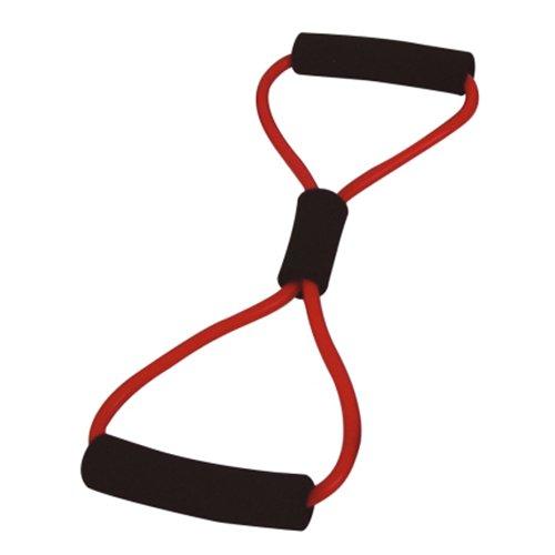 سباكير حبل مطاطي للتمارين شكل 8