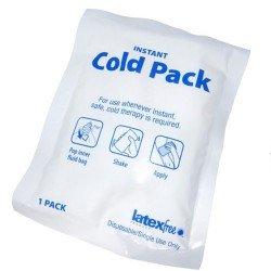 كمادة باردة فورية