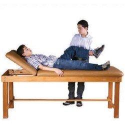 طاولة مساج خشب 195*70*75 سم