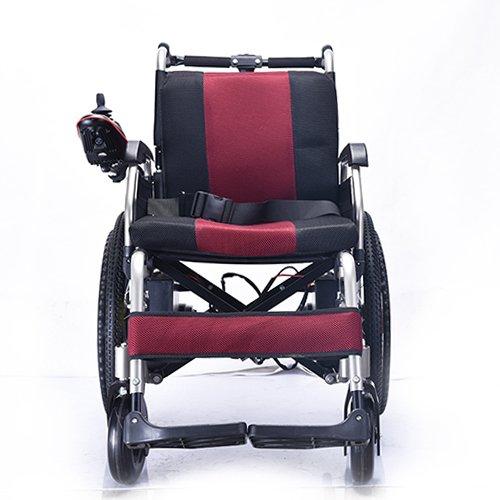 كرسي كهربائي 20 بوصة عجل كبير A4