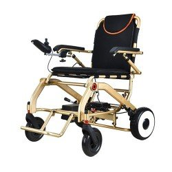 كرسي متحرك كهربائي خفيف 18 بوصة 6100