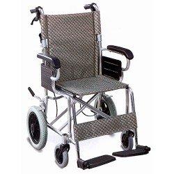 كرسي متحرك المنيوم عجل صغير 18 بوصة 873
