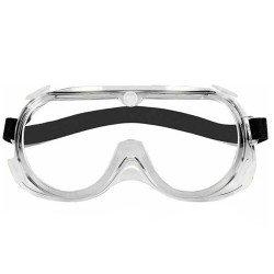 نظارات مختبر حماية مضاعفة