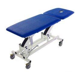 طاولة علاجية كهربائية حركتين وطني