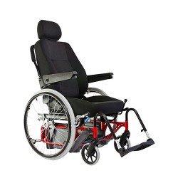 كرسي متحرك للسيارة مع رافعة جانبية سويدي